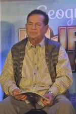 Salim Khan launches a book on Bajrangi Bhaijaan in Bandra, Mumbai on 16th July 2015