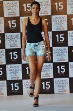 at Lakme Fashion Week Auditions in Palladium on 15th July 2015