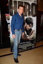 Aditya Pancholi at Hero Tralier Launch in Lightbox, PVR and Yashraj on 16th July 2015 (10)_55a91ae457eaa.JPG
