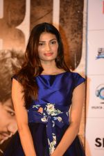 Athiya Shetty at Hero Tralier Launch on 16th July 2015