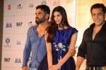 Athiya Shetty, Sunil Shetty at Hero Tralier Launch on 16th July 2015 (371)_55a91b9601887.JPG