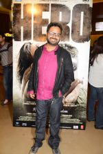 Nikhil Advani at Hero Tralier Launch on 16th July 2015