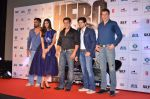 Salman Khan, Suraj Pancholi, Athiya Shetty, Aditya Pancholi, Sunil Shetty at Hero Tralier Launch on 16th July 2015 (513)_55a91acf972cb.JPG