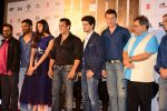 Salman Khan, Suraj Pancholi, Athiya Shetty, Nikhil Advani, Sunil Shetty, Aditya Pancholi, Subhash Ghai at Hero Tralier Launch on 16th July 2015 (367)_55a91ad0cbb41.JPG