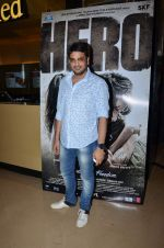 at Hero Tralier Launch on 16th July 2015