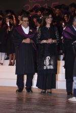 Zeenat Aman at Whistling Woods convocation in St Andrews on 17th July 2015  (118)_55aa34bf23d31.JPG