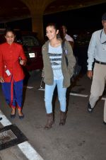 Alia Bhatt snapped at airport on 19th July 2015