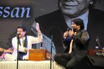 Anup Jalota, babul Supriyo at the Tribute to Jagjit Singh with musical concert Rehmatein in Mumbai on 18th July 2015 (3)_55aca01f02429.JPG