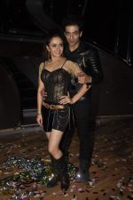 Himmanshoo Maholtra, Amruta Khanvilkar at Nach Baliye 7 on 18th July 2015 (3)_55aca5526dfc6.JPG