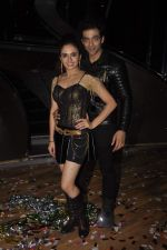 Himmanshoo Maholtra, Amruta Khanvilkar at Nach Baliye 7 on 18th July 2015 (4)_55aca5103784b.JPG