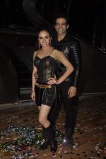 Himmanshoo Maholtra, Amruta Khanvilkar at Nach Baliye 7 on 18th July 2015 (6)_55aca5113a32b.JPG