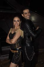 Himmanshoo Maholtra, Amruta Khanvilkar at Nach Baliye 7 on 18th July 2015 (7)_55aca51212316.JPG