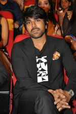 Ram Charan at TSR Tv9 national film awards on 18th July 2015