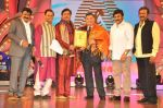 Rishi Kapoor, Shtrughan Sinha at TSR Tv9 national film awards on 18th July 2015