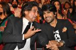 Shakti Kapoor at TSR Tv9 national film awards on 18th July 2015
