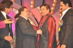 Shatrughan Sinha at TSR Tv9 national film awards on 18th July 2015