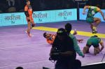 at Pro Kabaddi day 3 in NSCI on 20th July 2015