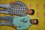 Abhishek Bachchan and Umesh Shukla at Radio Mirchi studio for promotion of their film All is well on 20th july 2015
