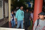 Abhishek Bachchan at Radio Mirchi studio for promotion of their film All is well in Lower Parel on 20th july 2015