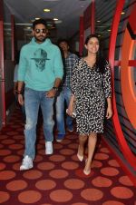 Abhishek Bachchan, Asin Thottumkal at Radio Mirchi studio for promotion of their film All is well in Lower Parel on 20th july 2015 (37)_55adee39812d2.JPG