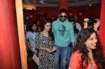 Abhishek Bachchan, Asin Thottumkal at Radio Mirchi studio for promotion of their film All is well in Lower Parel on 20th july 2015 (57)_55adee3a20657.JPG