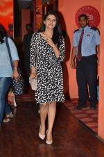 Asin Thottumkal at Radio Mirchi studio for promotion of their film All is well in Lower Parel on 20th july 2015