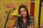 Asin Thottumkal at Radio Mirchi studio for promotion of their film All is well on 20th july 2015 (4)_55ae4dee94cfe.JPG