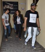Bipasha Basu, Rocky S and Karan Grover snapped in PVR on 20th July 2015 (2)_55adec1cbfb00.JPG
