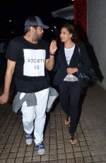 Bipasha Basu, Rocky S snapped in PVR on 20th July 2015