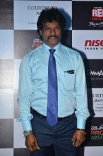 Dhanraj Pillay at Pro Kabaddi day 3 in NSCI on 20th July 2015