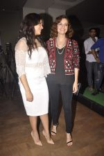 Richa Chadda, Dia Mirza at Masaan screening in Lightbox on 20th July 2015
