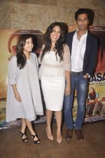 Shweta Tripathi, Richa Chadda, Vicky Kaushal at Masaan screening in Lightbox on 20th July 2015