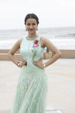 Tia Bajpai at film Baankey Ki Crazy Baraat press meet in Mumbai on Monday, July 20th, 2015
