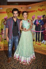 Tia Bajpai, Satyajeet Dubey at film Baankey Ki Crazy Baraat press meet in Mumbai on Monday, July 20th, 2015 (34)_55ae53d4d8808.JPG