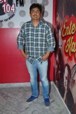 Umesh Shukla at Radio Mirchi studio for promotion of their film All is well in Lower Parel on 20th july 2015 (18)_55aded650f0df.JPG