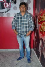 Umesh Shukla at Radio Mirchi studio for promotion of their film All is well in Lower Parel on 20th july 2015 (19)_55aded65a4ca7.JPG