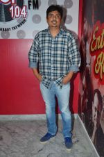 Umesh Shukla at Radio Mirchi studio for promotion of their film All is well in Lower Parel on 20th july 2015 (20)_55aded6643bf7.JPG