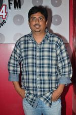 Umesh Shukla at Radio Mirchi studio for promotion of their film All is well in Lower Parel on 20th july 2015