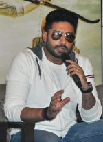 Abhishek Bachchan in Kolkatta to promote All is Well and prokabbadi on 22nd July 2015
