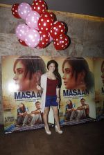 Elli Avram at Masaan screening in Lightbox, Mumbai on 21st July 2015