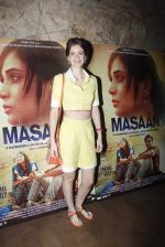 Kalki Koechlin at Masaan screening in Lightbox, Mumbai on 21st July 2015
