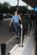 Kangana Ranaut spotted at the airport on 21st July 2015