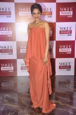Madhoo Shah at Vogue beauty awards in Mumbai on 21st July 2015
