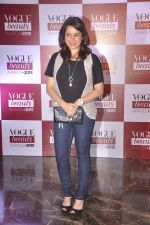 Neelam Kothari at Vogue beauty awards in Mumbai on 21st July 2015 (55)_55af9de30302a.JPG