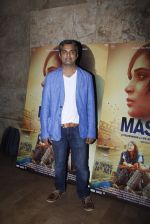 Neeraj Ghaywan at Masaan screening in Lightbox, Mumbai on 21st July 2015