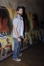 Neil Mukesh at Masaan screening in Lightbox, Mumbai on 21st July 2015
