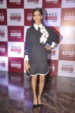 Poorna Jagannathan at Vogue beauty awards in Mumbai on 21st July 2015