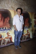 Rajkumar Hirani at Masaan screening in Lightbox, Mumbai on 21st July 2015