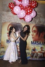 Richa Chadha, Shweta Tripathi at Masaan screening in Lightbox, Mumbai on 21st July 2015