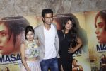 Richa Chadha, Shweta Tripathi, Vicky Kaushal at Masaan screening in Lightbox, Mumbai on 21st July 2015